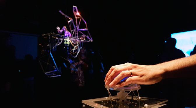 Bienal Kosice y +Code: innovadores cruces de arte, ciencia y tecnología