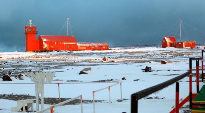 Movistar instaló 4G en la base Marambio en la Antártida