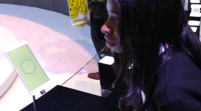 """Alexa, la """"princesa"""" de Amazon, conquistó el CES de Las Vegas"""