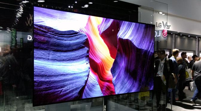 El CES de Las Vegas anticipa la TV y el hogar conectado del futuro