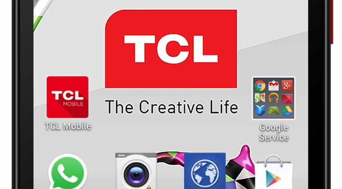 TCL presenta su nueva línea de celulares