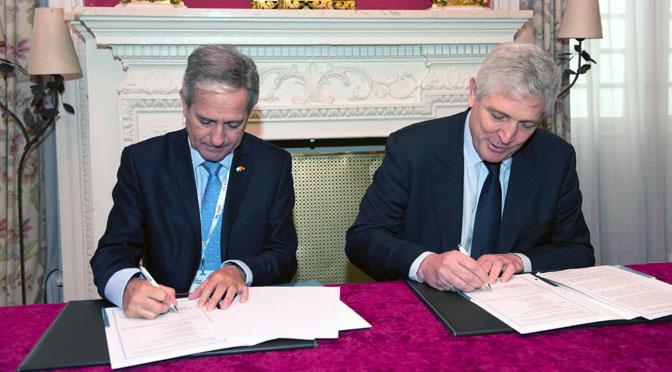 Acuerdo de cooperación para la «innovación tecnológica» entre el Gobierno y Telefónica