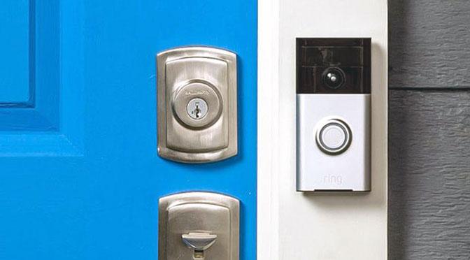 Ring, portero con visor conectado a Internet para control remoto del hogar desde el móvil