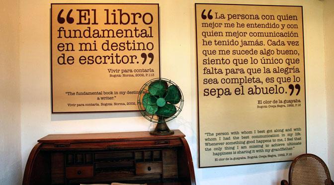 Beca para trabajar en la carpintería del periodismo y la cultura de García Márquez