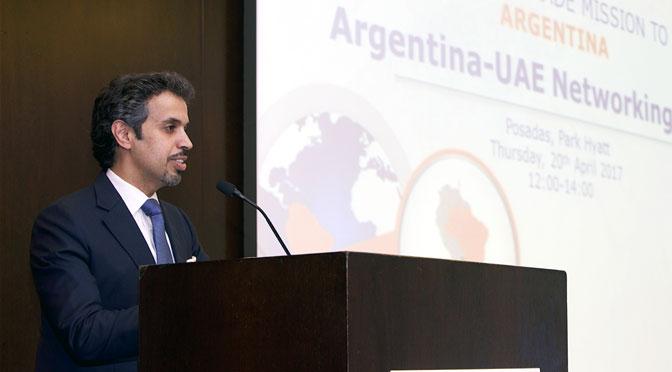 Empresas de Dubai invertirán en Argentina sólo cuando inflación sea menor al 5% anual