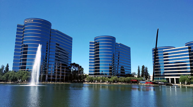 Oracle crea «arsenal de nubes» contra Amazon, Microsoft y Google