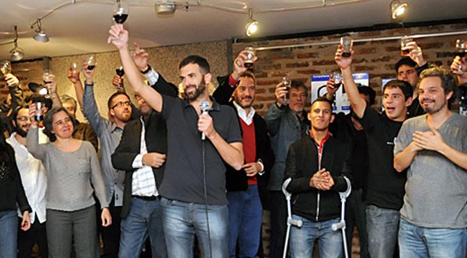 Tiempo Argentino celebró su primer año como medio autogestionado