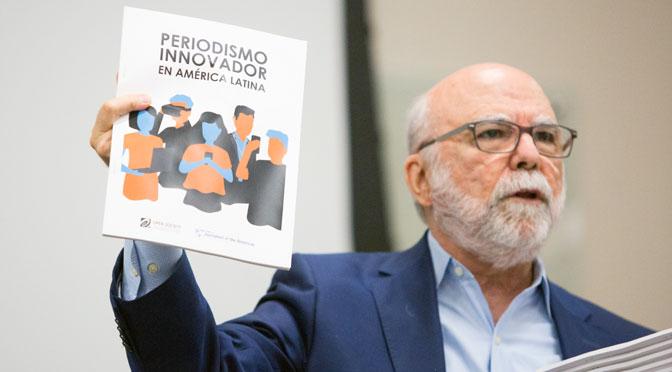 Periodismo innovador en América latina: nuevo libro gratuito del Centro Knight