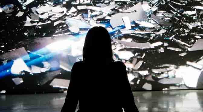 Seminario en Espacio Pla sobre nuevos medios y arte contemporáneo