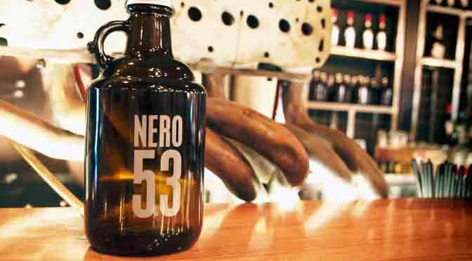 Llega la versión tirada del fernet premium Nero 53