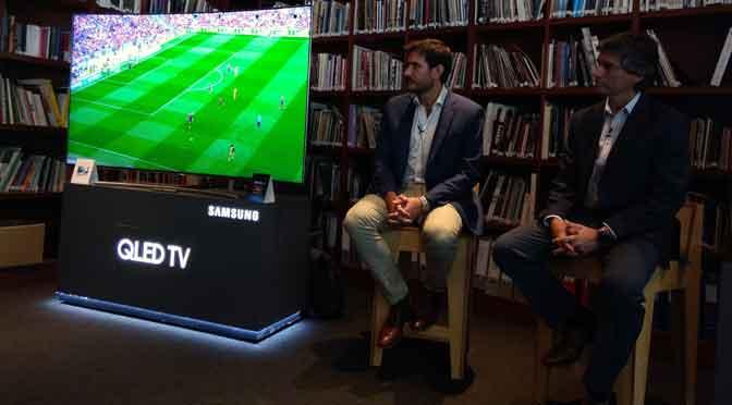 Alianza de Samsung y DirecTV para difundir 4K por el Mundial de fútbol
