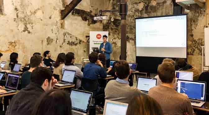 Escuela de codificación informática Le Wagon llega a la Argentina