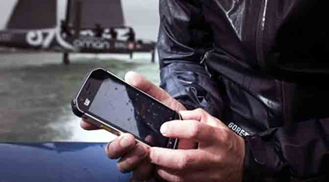 Catphones llega a la Argentina con su móvil resistente Cat S40