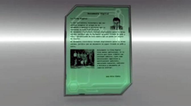 ¿Cómo es el sistema de documentos digitales de los escribanos porteños?