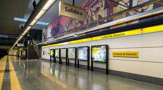 Red 4G de Personal conecta nueva estación de la línea H del subte de Buenos Aires