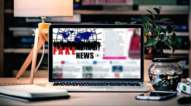 Crean cuentas falsas en redes sociales para difundir «fake news»