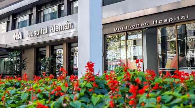 Concierto a beneficio del Hospital Alemán de Buenos Aires