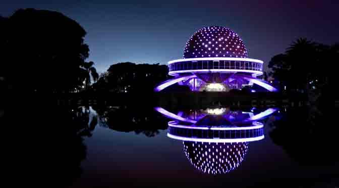Actividades especiales en el Planetario de Buenos Aires por el día del niño