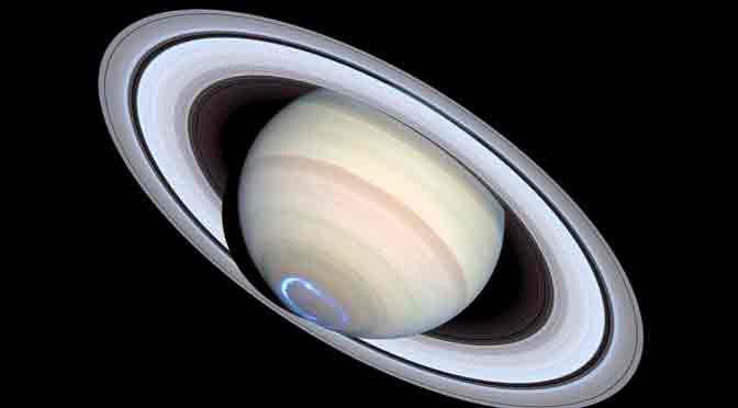 Saturno no tuvo siempre anillos