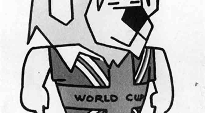 Las mascotas de los mundiales de fútbol