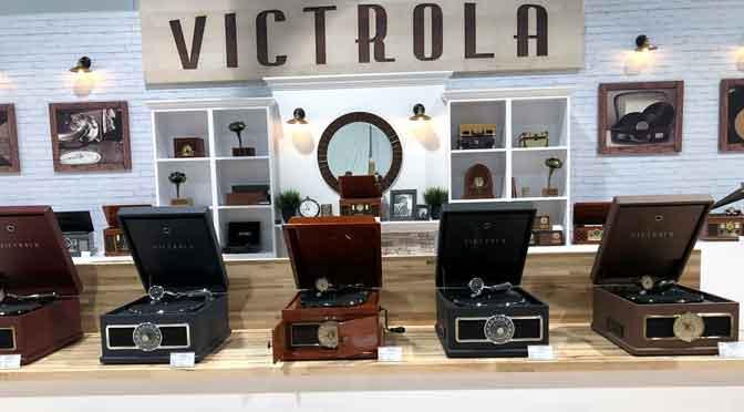 Bandejas tocadiscos de Victrola llegan a la Argentina de la mano de Grupo Núcleo
