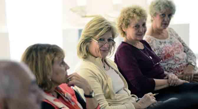 Anses realiza talleres gratuitos para personas próximas a jubilarse