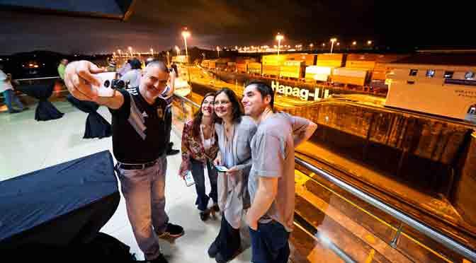 Panamá, tierra de encuentros con amigos y colegas