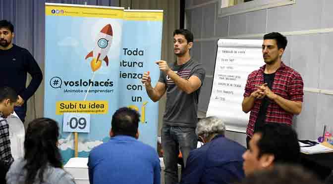 El Gobierno porteño lanza #VosLoHacés, concurso para emprendedores