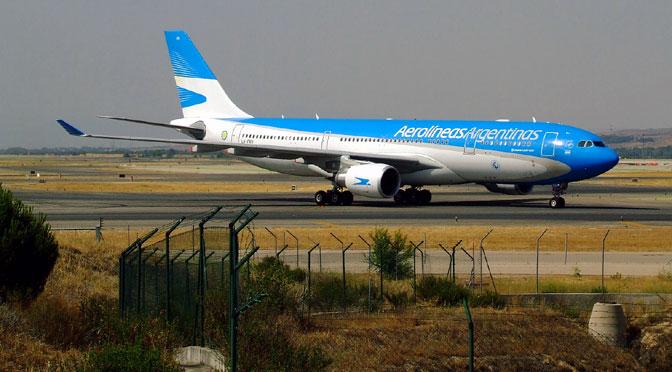 ¿Cuáles son las nuevas familias de tarifas de cabotaje de Aerolíneas Argentinas?