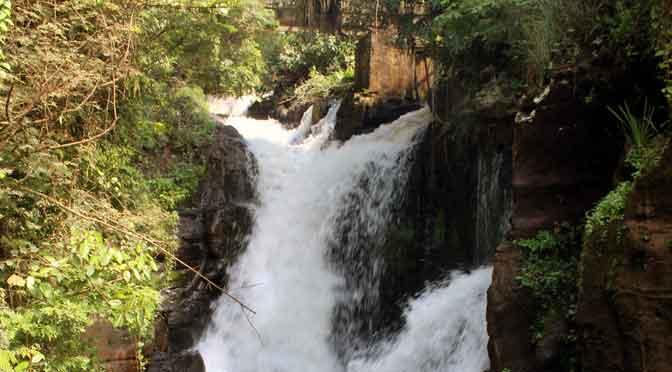 El salto Alvar Nuñez, una gema oculta en las cataratas del Iguazú