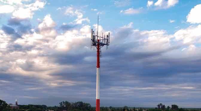 Telecom invierte 81 millones de pesos en San Miguel para expandir la red 4G de Personal