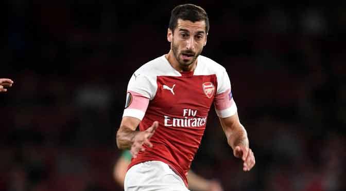 Futbolista no disputará la final de la Europa League por el conflicto de Armenia y Azerbaiyán