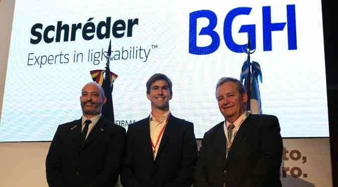 Schréder y BGH presentan en Smart City Buenos Aires su negocio de luminarias públicas