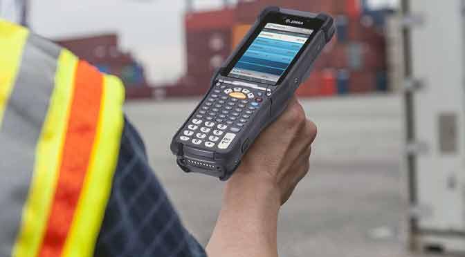 Zebra lanza MC9300, una computadora móvil para entornos industriales