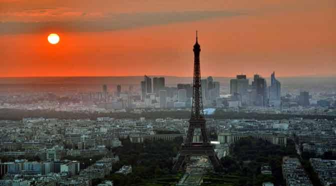 Francia supera los 45° por primera vez en su historia
