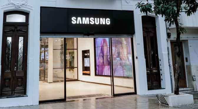 La Samsung House de Palermo ya ofrece reparación en el día