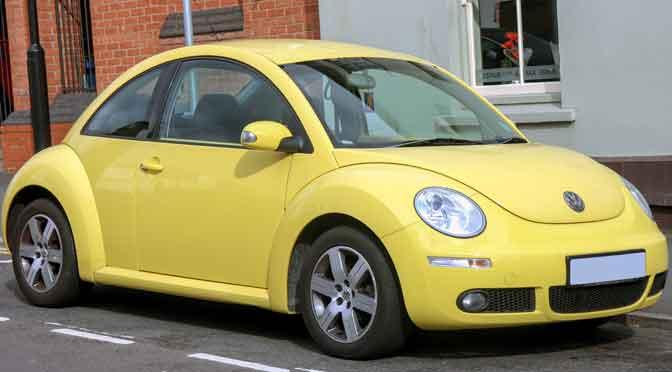 Adiós al «escarabajo» de Volkswagen