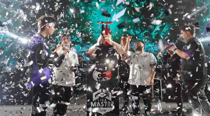 9z Team, campeón de la Liga Máster Flow de League of Legends