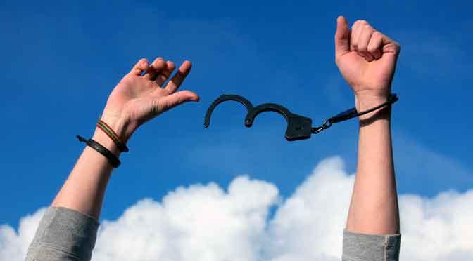 ¡Quedas libre!