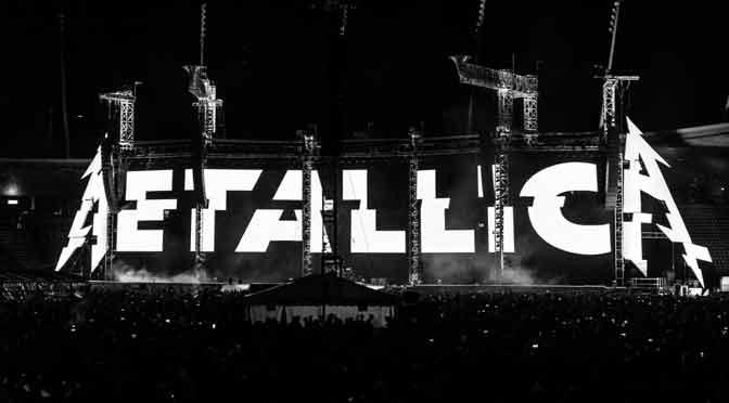 Se vendieron todas las entradas para el recital de Metallica en 2020 en Buenos Aires
