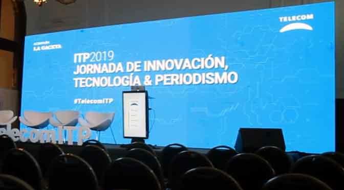Jornada de innovación, tecnología y periodismo en Tucumán