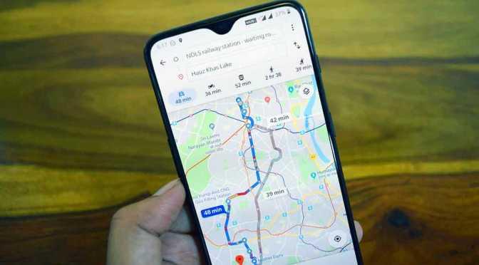 Google Maps se renueva: ¿cuáles son las nuevas funciones?