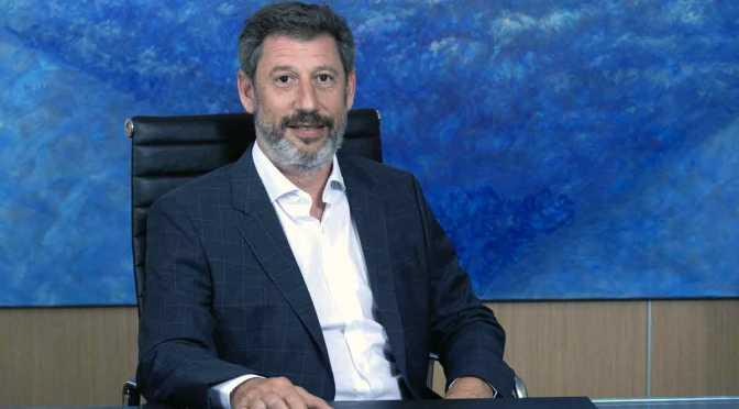 Marcelo Tarakdjian asumió como director general de Telefónica Movistar de Argentina