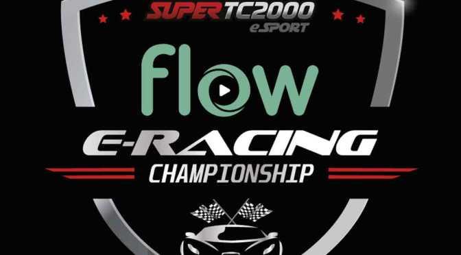 Llega la competencia Flow E-Racing Championship del Súper TC2000 eSport