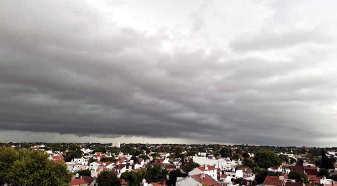 Pruebas de cámaras de Samsung Galaxy S20 Ultra en una tormenta en Olivos y La Lucila