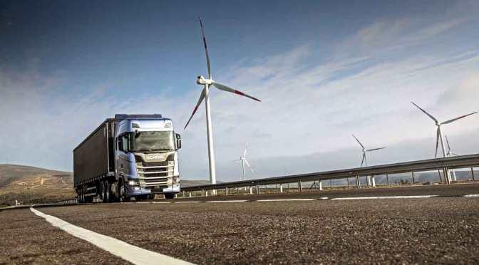 Scania Argentina comienza a funcionar 100% con energía renovable