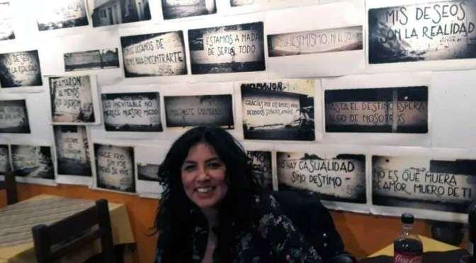 Graciela Moreno y las luchas de trabajadores y empresarios
