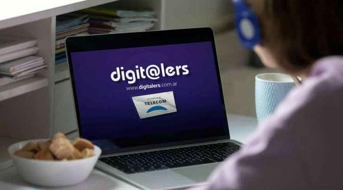 Digit@lers, programa de formación gratuita de Telecom