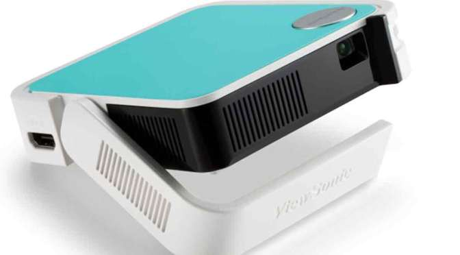 ViewSonic lanza nuevo proyector LED compacto en la Argentina
