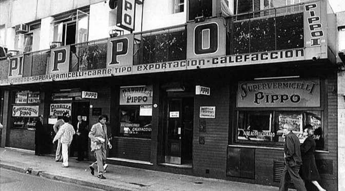 Pippo: cerró un santuario de recuerdos de buena vida en Buenos Aires